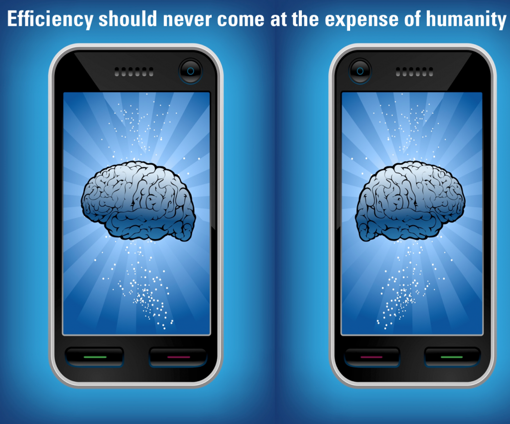 efficiency at the price of humanity gerd leonhard