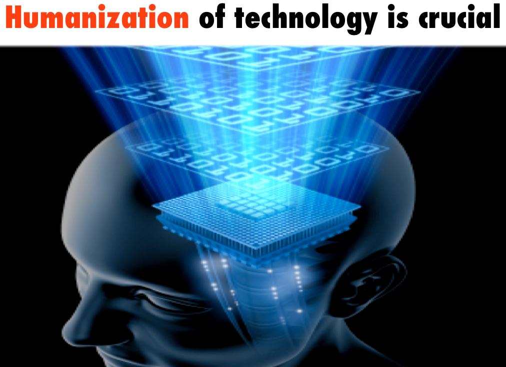 humanization of tech crucial gerd leonhard