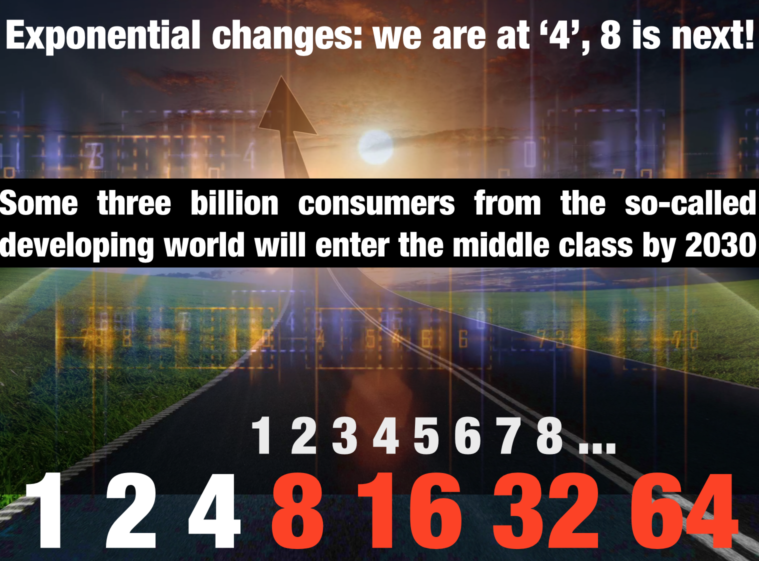 3 billion middle class exponential gerd leonhard