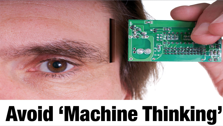 avoid machine thinking gerd