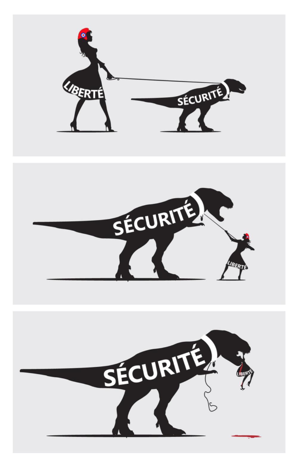 security cartoon eat girl