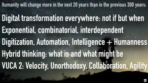 Digital transformation of enterprise busines society Gerd Leonhard Futurist Speaker.038