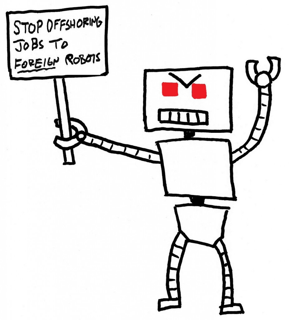 61 foreign robots jobs funny