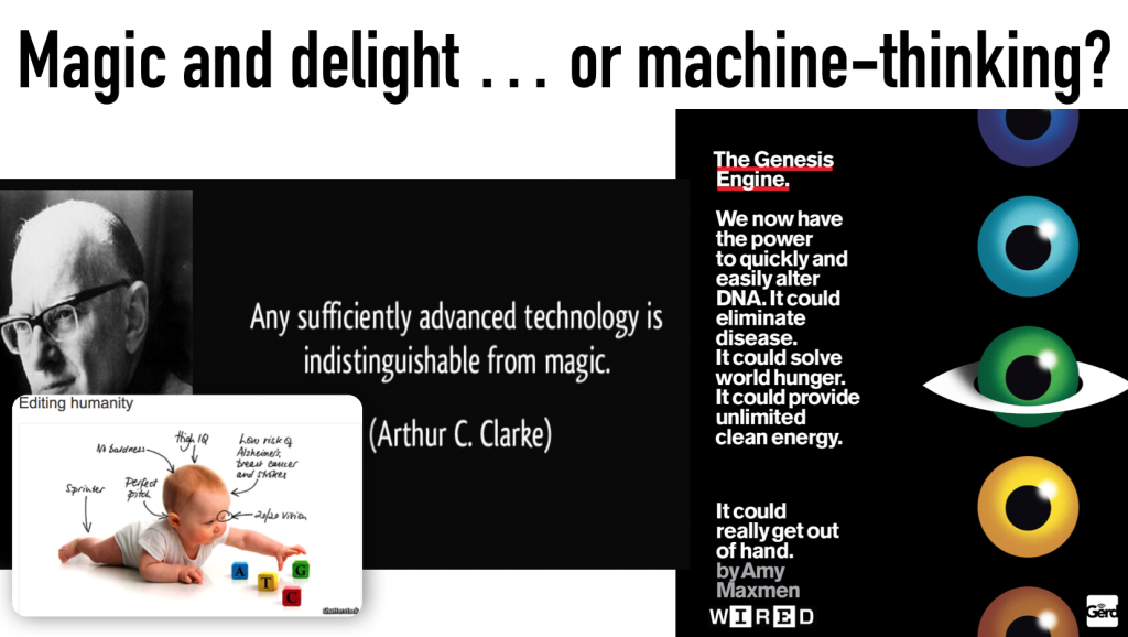 magic or creepyness machine thinking gerd leonard futurist wired