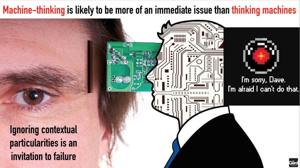 machine thinking futuristgerd