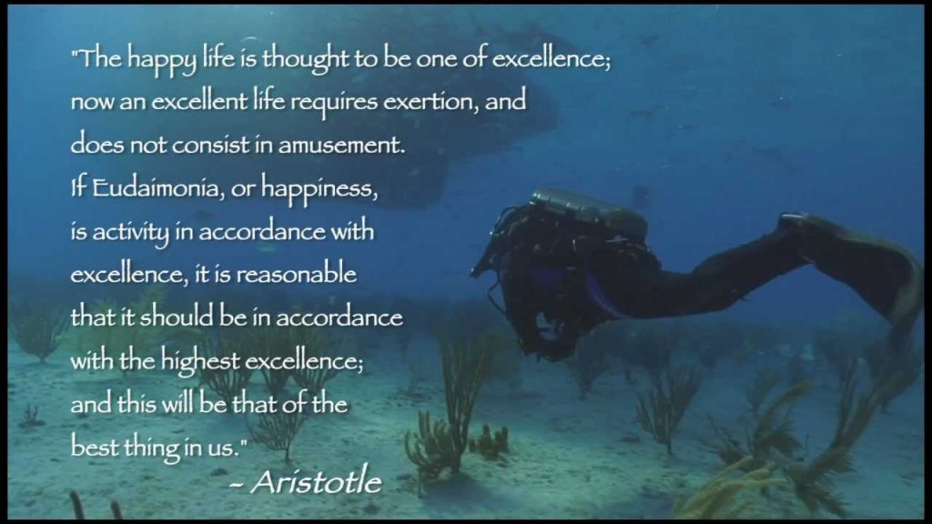 eudaemonia happiness aristotle