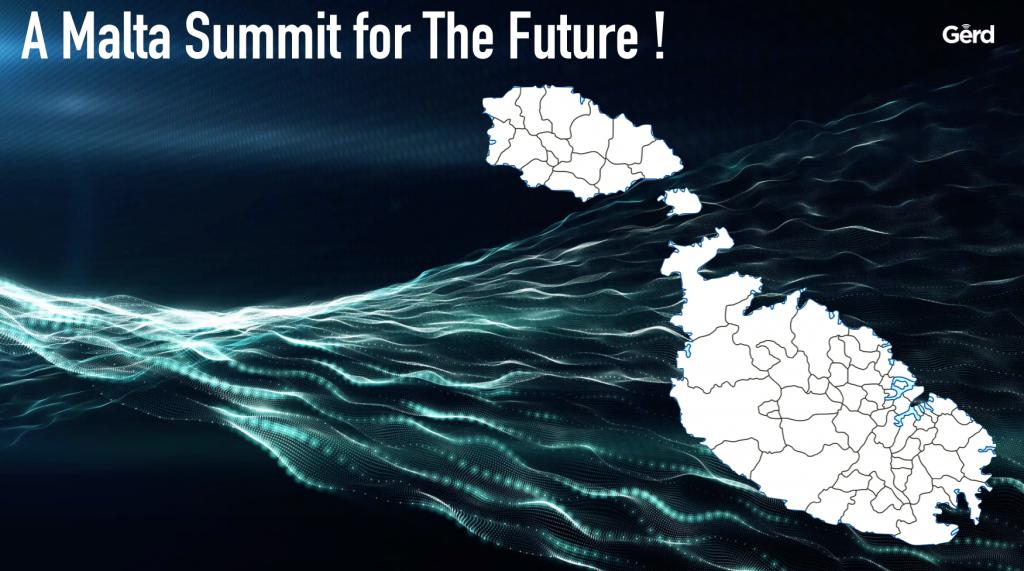 malta summit for the future Gerd futurist