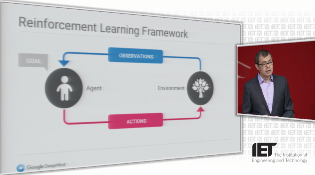 reinforcement learning network demis