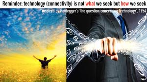 technology is not what we seek but how we seek gerd leonhard THCbook