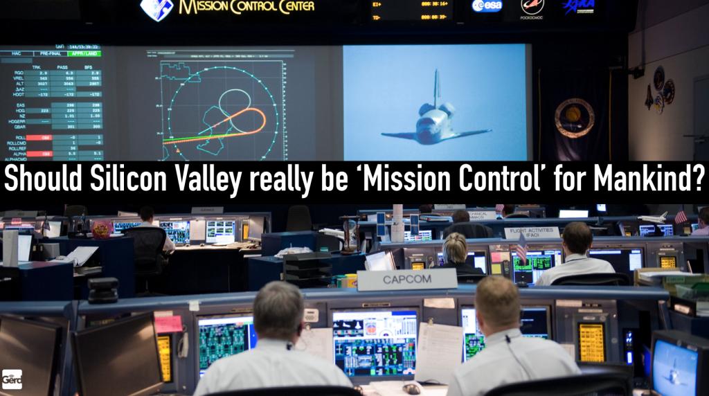 #futuristgerd silicon valley mission control