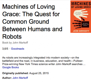 markoff machines book