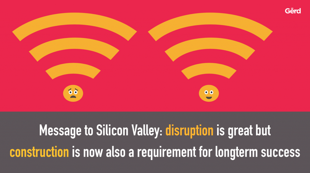 message to silicon valley