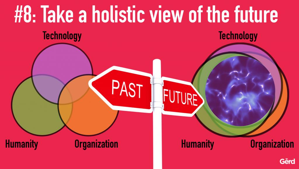 take holistic view of the future gerd leonhard