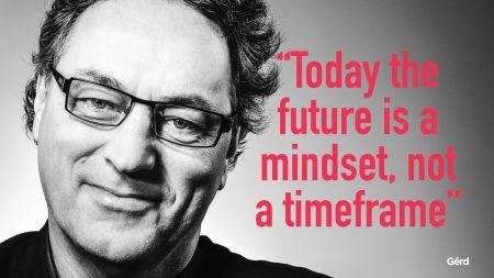 Futurist Gerd: Finally, a new keynote video in GERMAN
