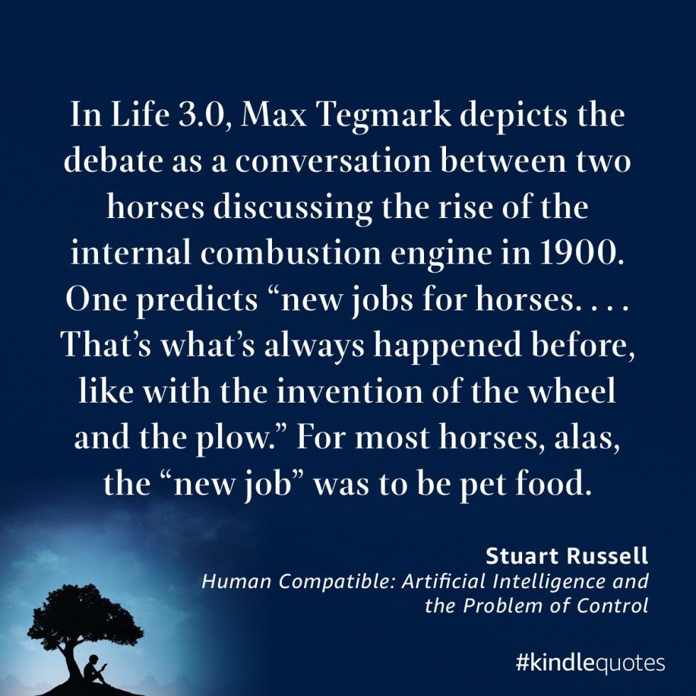 Futurist Gerd Leonhard's notes on Stuart Russell's powerful new ...