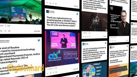 Futurist Gerd: My latest virtual keynote compilation reel!! tell me how you like it