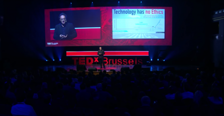 Futurist Gerd: TEDx Brussels: Digital ethics and the future of humans in a connected world