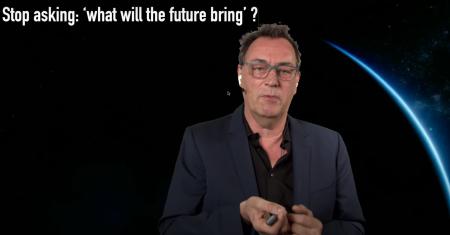 Futurist Gerd: Our Digital Future - A human Future? Keynote Modena SmartLife 2020 (complete talk