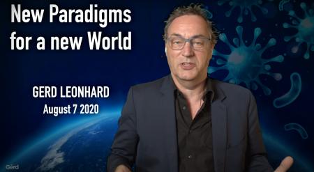 Futurist Gerd: New Paradigms for a New World