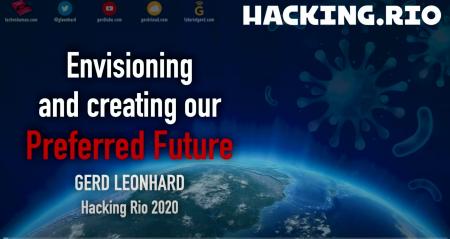 Futurist Gerd: Hacking Rio 2020: Creating Our Preferred Future